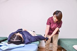 姿勢・骨盤が原因? ストレートネック改善法‼ らいおんハート整骨院武蔵野