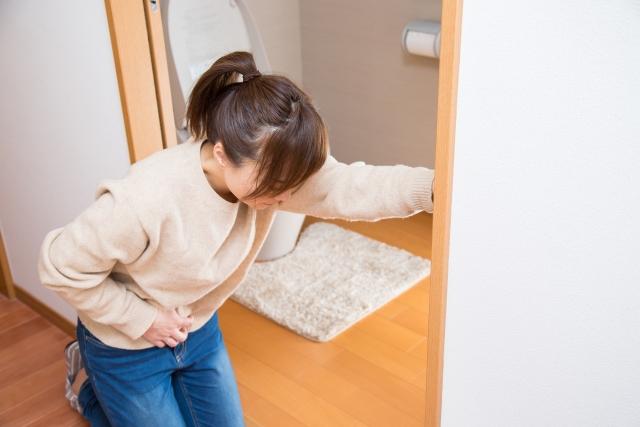 自粛続きで最近便秘気味 デスクワークも多くあまり家から出ない、運動不足、ストレスのせいかな?