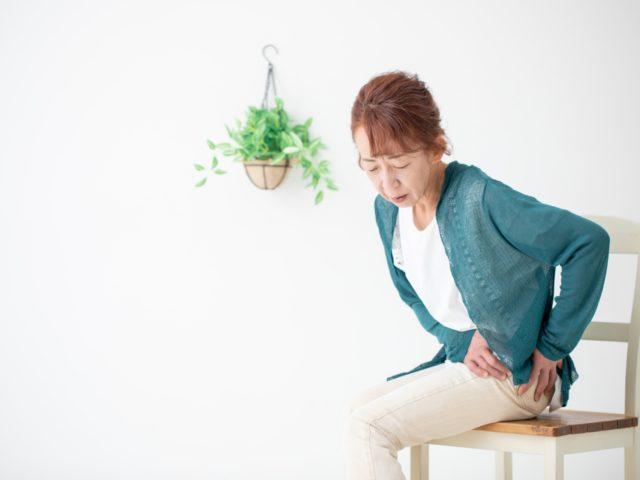 変形性股関節症からくる痛み 整骨院で改善!