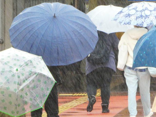 梅雨に出てくるさまざまな気象による症状とその原因