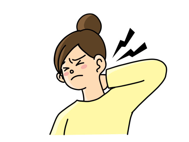 首を回す痛み・慢性的な首の症状でお悩みの方へ!