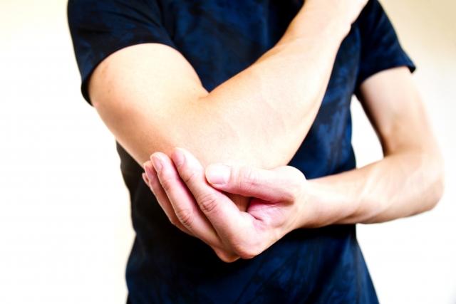 テニス肘はどこが痛む?テニス肘の原因と治し方!!